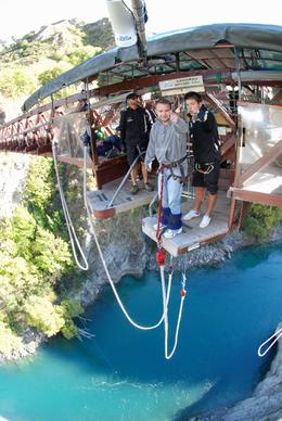 Photo of Queenstown The Original Kawarau Bridge Bungy Jump in Queenstown Home of Bungy