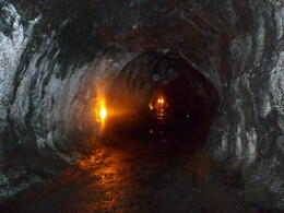the lava tube was fun , Lynnette A - June 2013