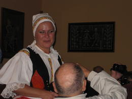 Photo of Prague Prague Folklore Party Dinner and Entertainment Main Entertainer