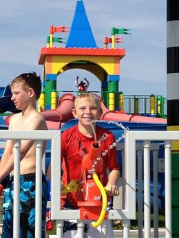Photo of San Diego LEGOLAND® California Oliver at Legoland Water Park
