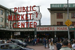 Photo of Seattle Seattle in One Day: Sightseeing Tour including Space Needle and Pike Place Market Pike's Market