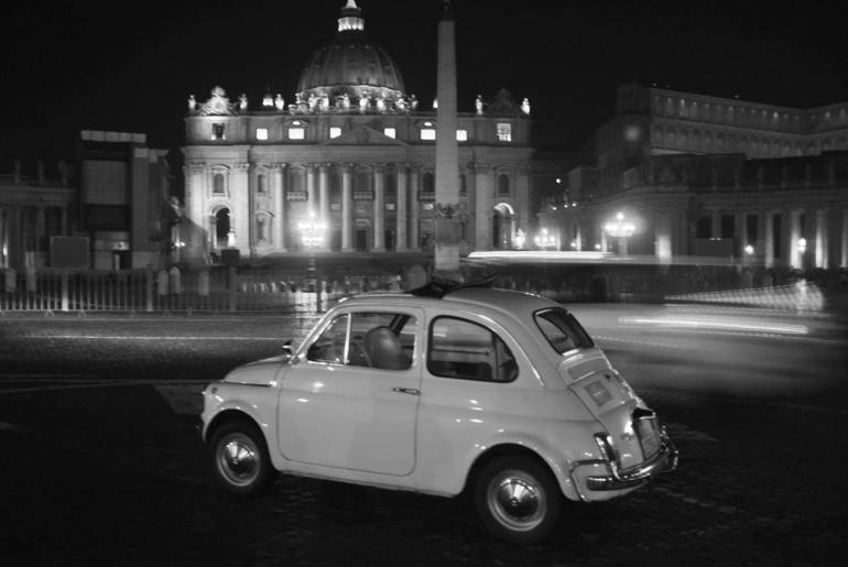 Private Tour: Rome Sightseeing by Vintage Fiat 500 - Rome