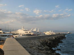 Photo of Monaco Small-Group Tour: French Riviera in One Day from Monaco Quai des Milliardaires.JPG