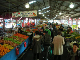 Queen Victoria Market, Melbourne, Cat - December 2011