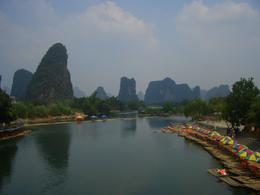 Photo of Yangshuo Private Tour: Yangshuo Bike Adventure including Tai Chi Lesson and Chinese Massage River