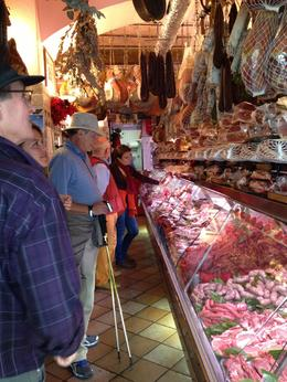 Amazing selection of the best sausages , Laurie B - October 2013