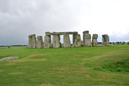 Stonehenge off season, it was cold and rainy , Dominick M - May 2013