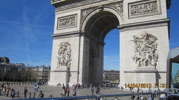 Photo of Paris Paris City Hop-on Hop-off Tour The Arc