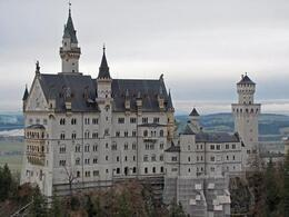 Photo of Munich Neuschwanstein Castle Small Group Day Tour from Munich View from Mary's Bridge