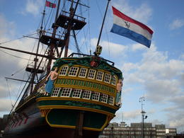 Photo of Amsterdam I amsterdam Card - City Pass for Amsterdam A proud naval tradition