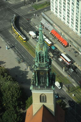 Photo of Berlin Berlin Supersaver: Hop-on Hop-off City Tour and Skip the Line Entry to TV Tower Alexanderplatz