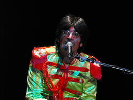 Photo of Las Vegas B - A Tribute to the Beatles at Planet Hollywood Resort and Casino BeatleShow! at Planet Hollywood Resort and Casino