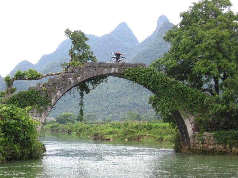 Bridge - Yangshuo