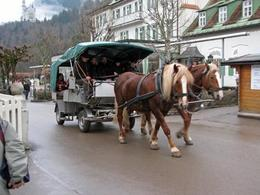 One of the ways to get to the castle without tiring yourself out., Ron - December 2009