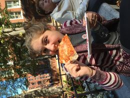 We loved the pizza in the park and then touring the Old North Church and the chocolate making shop. Great fall break tour! , Molly B - October 2015