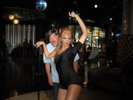 Photo of Las Vegas Madame Tussauds Las Vegas Ed and Beyonce