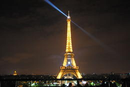 Photo of Paris Skip the Line: Eiffel Tower Tickets and Small-Group Tour Eiffel Tower - at night!