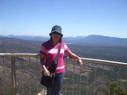 Taken at Halls Gap. It was about 2 kilometers walk to reach the overview. It's worth the long walk after you see the view in front of you., NORMINDA C - January 2008