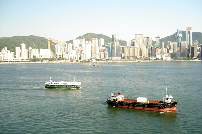 HK Harbor - Hong Kong