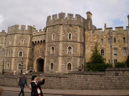 Photo of London Stonehenge, Windsor Castle and Bath Day Trip from London Imponente castillo