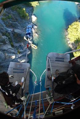Photo of Queenstown The Original Kawarau Bridge Bungy Jump in Queenstown Kawarau Bridge Bungy Jumping