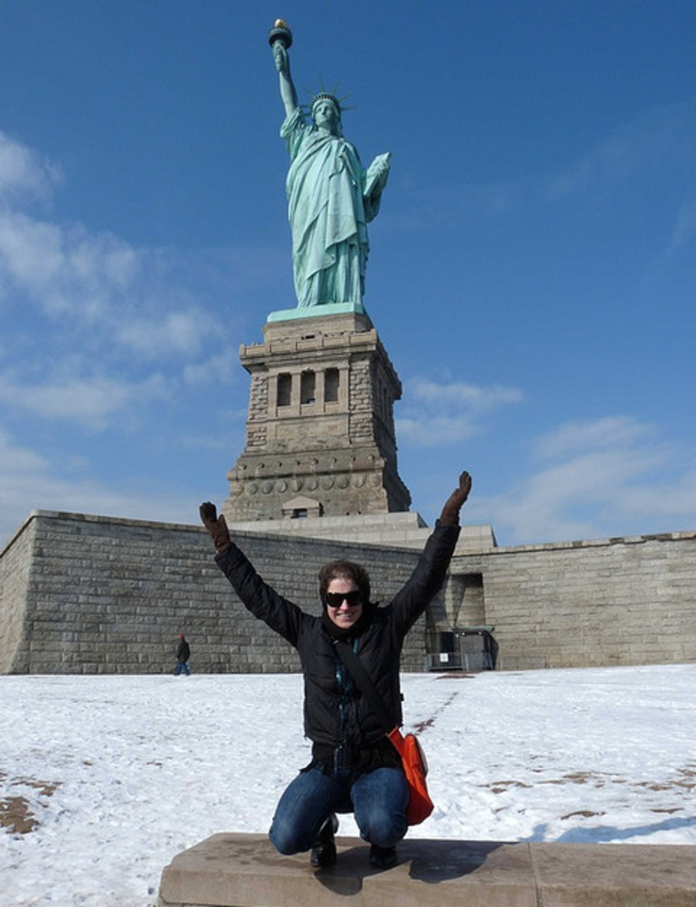 Kellythepea Lady Liberty - New York City