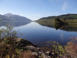 Loch Lomond , Monica G - June 2013