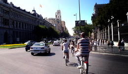 Photo of Madrid Madrid Bike Tour madrid bike tour