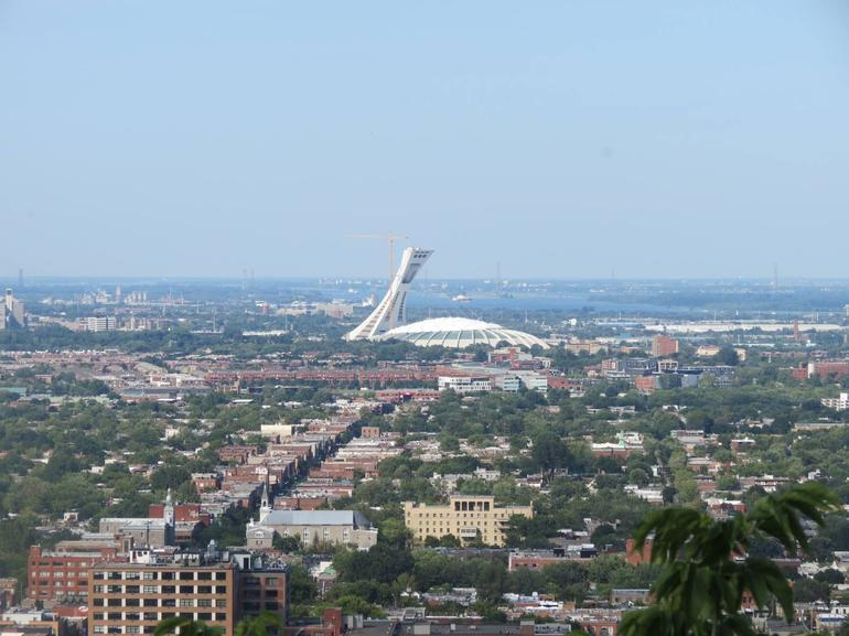 Montreal Tower Observatory and Biodome
