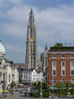 Photo of Brussels Antwerp Half-Day Trip from Brussels Plaza Central de Amberes