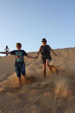 Photo of Dubai Private Tour: 4x4 Desert Adventure Safari from Dubai Race!