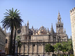 Seville Cathedral, Blanca - January 2013