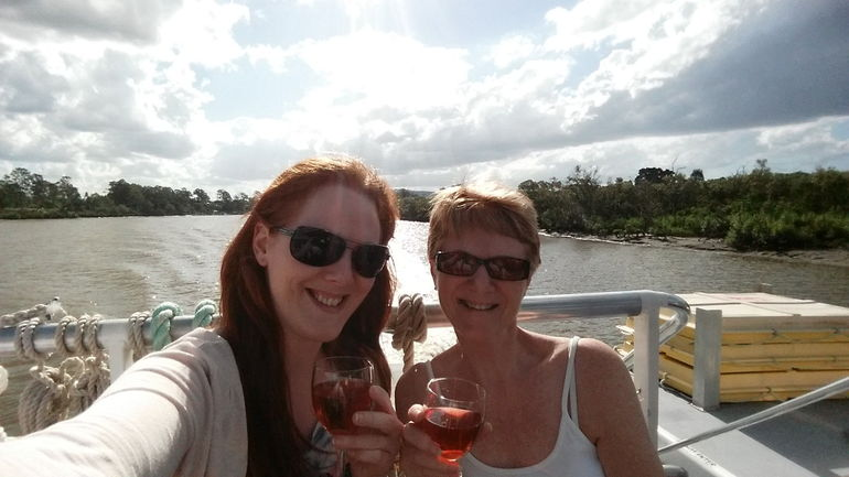 Brisbane River Cruise April 2015