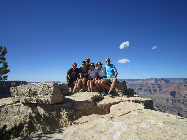 United Colours of Grand Canyon - Las Vegas
