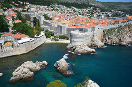 Kings Landing and Blackwater Bay, Game of Thrones Tour, Dubrovnik - June 2013