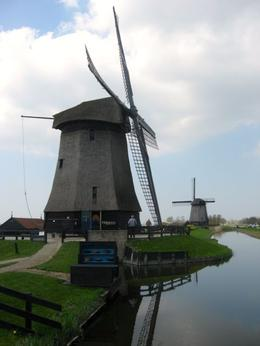 Photo of Amsterdam Alkmaar Cheese Market and Dutch Windmills Half-Day Trip from Amsterdam Windmills