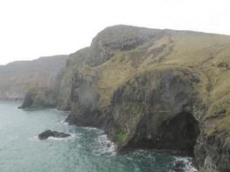 Photo of Dublin Giant's Causeway Day Trip from Dublin A View From Carrick-a-Rede Bridge
