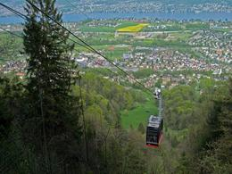 Photo of Zurich Zurich City Highlights with Felsenegg Cable Car Ride aerial cable car Felsenegg.jpg