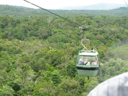 Photo of Cairns & the Tropical North Kuranda Scenic Railway, Skyrail, Great Barrier Reef Helicopter Tour and Cruise Australlia 414