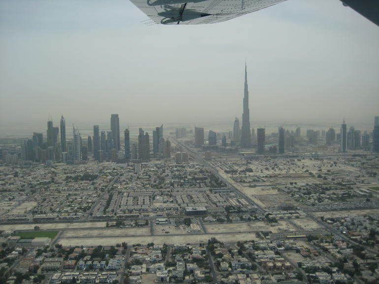Dubai Seaplane Flight - Dubai