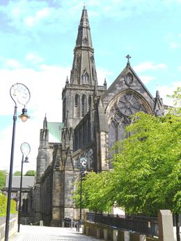 Photo of Glasgow Glasgow City Hop-On Hop-Off Tour Glasgow, St. Mungo's Cathederal