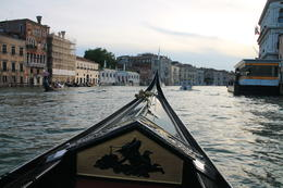 Taken on grand canal , Michael H - August 2014
