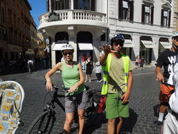 Photo of Rome Rome City Bike Tour Hector our guide
