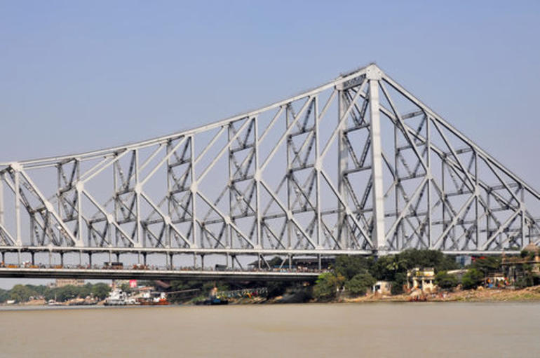 Howrah Bridge - Kolkata