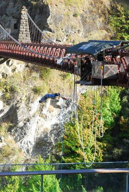 Photo of Queenstown The Original Kawarau Bridge Bungy Jump in Queenstown Kawaru bridge