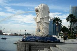Merlion Park, Ushmita H - September 2009