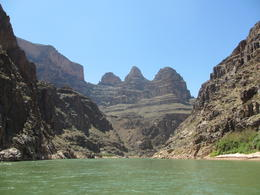 Photo of Las Vegas Grand Canyon White Water Rafting Trip from Las Vegas one of the fantastic views.