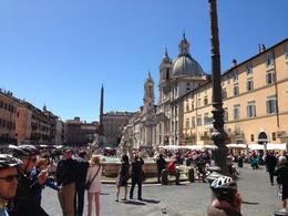 Photo of Rome Rome City Bike Tour Piazza Navona