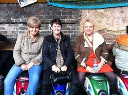 We love Camden town !! , Tina - September 2012