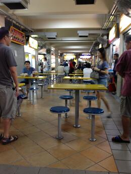 Photo of   Singapore Hawker Center